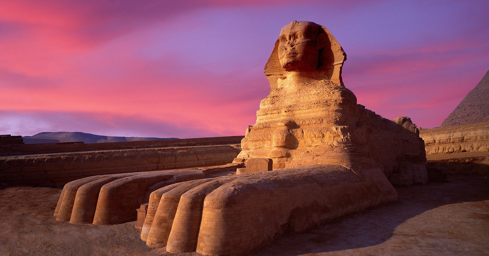 EGIPTO + ITALIA GRANDE